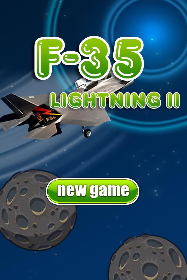 Screenshot F-35 Lightning II